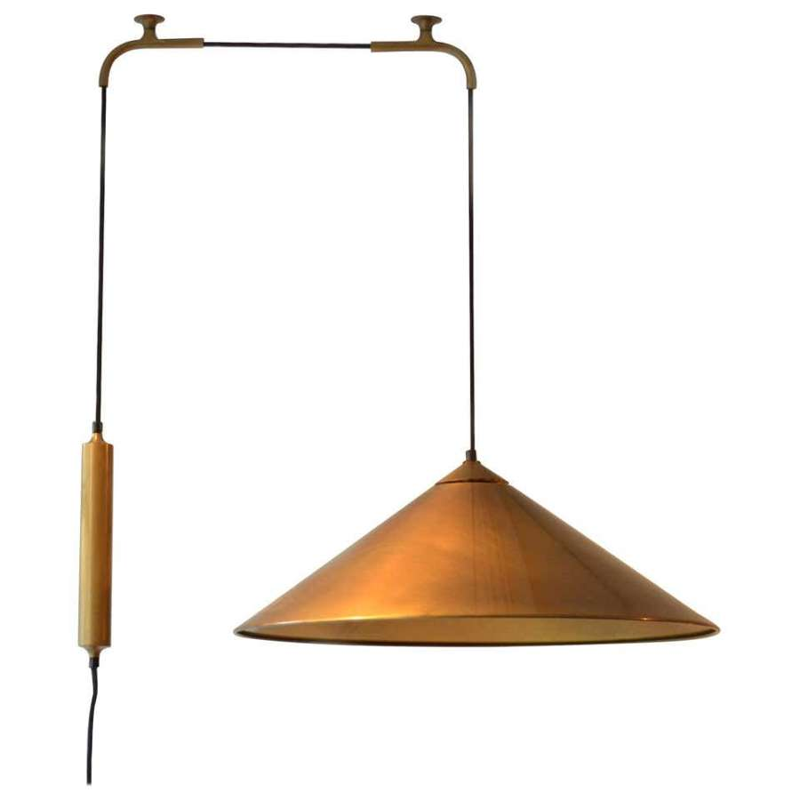 Pendant 'Keos'  with Side Counterweight by F. Schulz