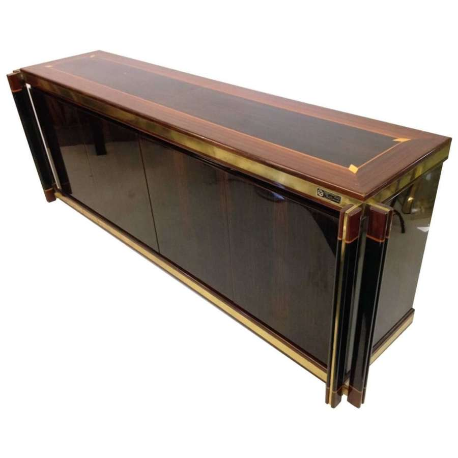 Sideboard by Paola Barracheli for Roman Deco Italy 1970's